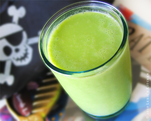 Green Pirate Smoothie