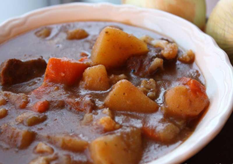 Gluten Free Slow Cooker Beef Stew