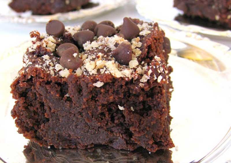 Grain Free Vegan Brownie Recipe