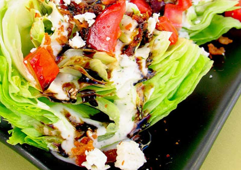 Outback Steakhouse Wedge Salad Flo And Grace