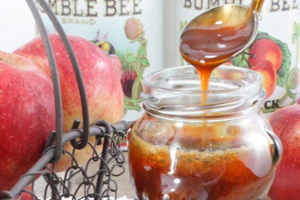 APPLE CIDER SYRUP RECIPE