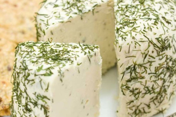 Cultured Nut Cheese Recipe