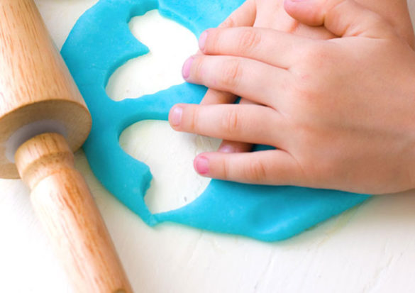 Gluten-Free Playdough