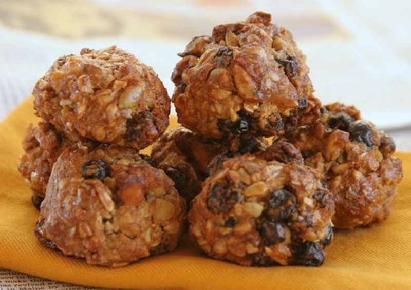 Grain-Free Granola Balls | Flo and Grace