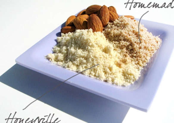 HOW TO MAKE NUT AND SEED FLOURS