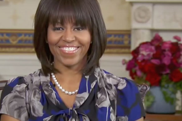 Lexie Croft speaks with Michelle Obama about the Let's Move! campaign