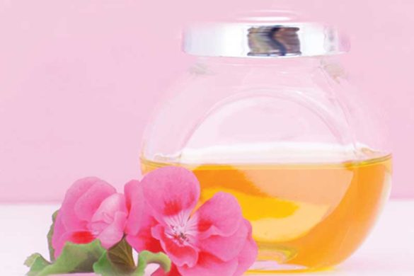 DIY Body Oil