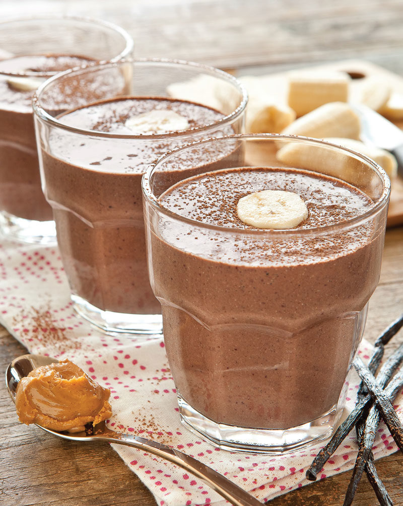 A delicious smoothie for cancer recovery and prevention.