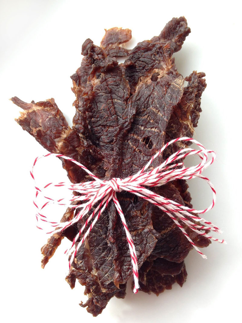 Easy Soy-Free Beef Jerky Recipe
