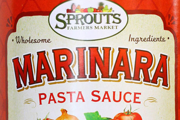 "Like that date with the not-so-good-looking guy that surprisingly wins you over with his intellect, charm and just-can't-put-your-finger-on-it appeal, my first taste of Sprouts Organic Marinara left me thinking ""what just happened?!"" Best spaghetti sauce ever!"