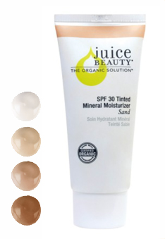 EWG Top-Rated Tinted Moisturizers with SPF