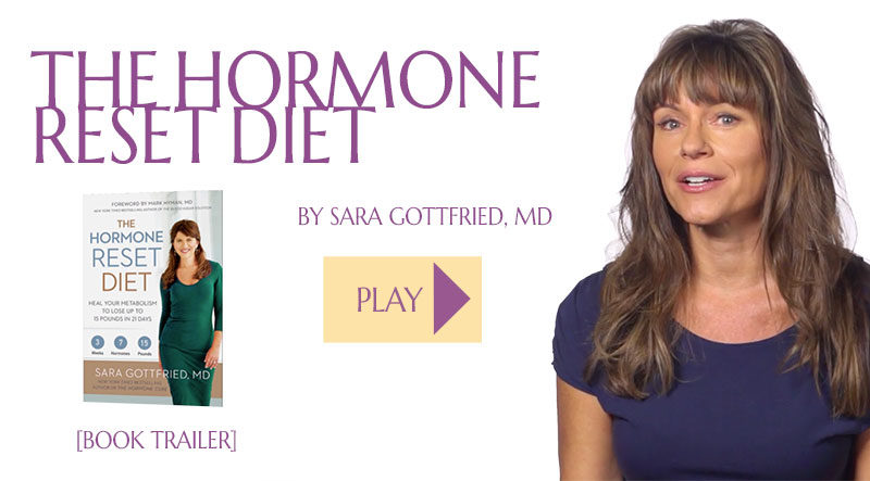 The Hormone Reset Diet helped get my hormones back in balance—naturally.