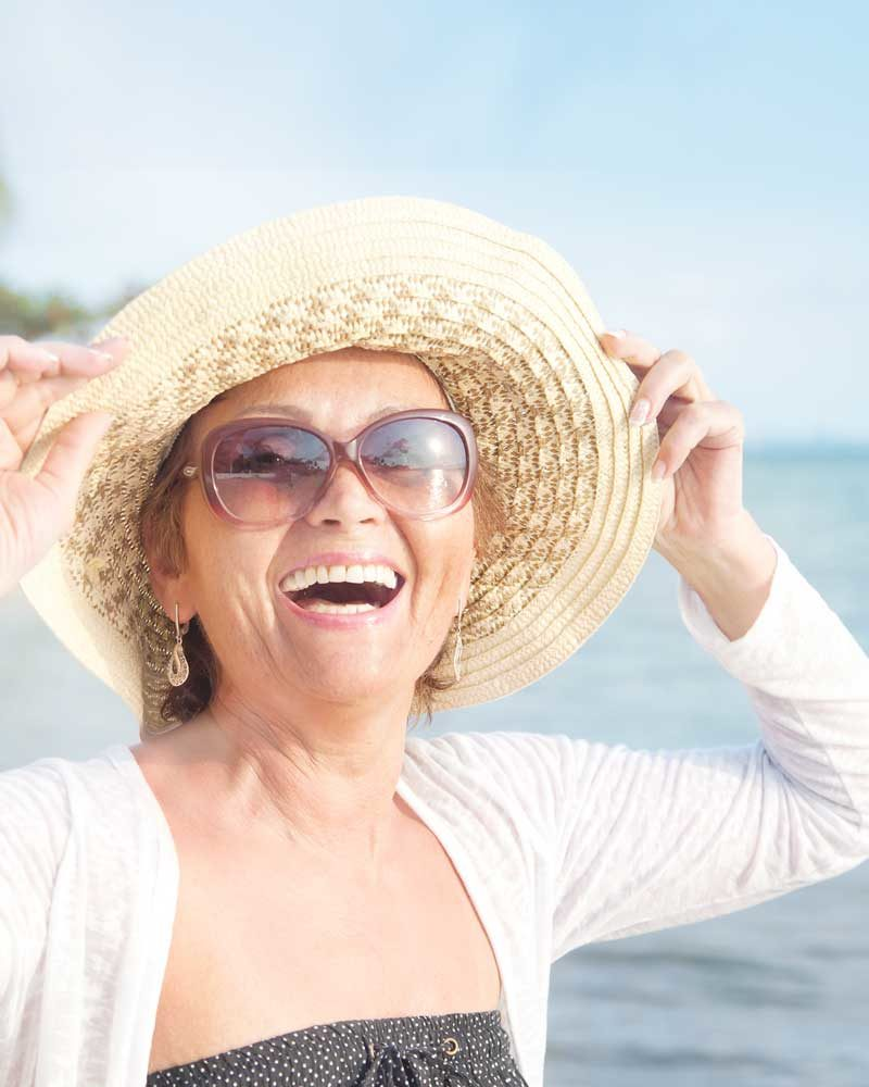 The Art of Tanning Safely. Why you should expose your skin to the sun and how to safely do so.