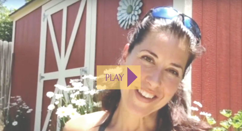 The Art of Tanning Safely | Video | www.floandgrace.com
